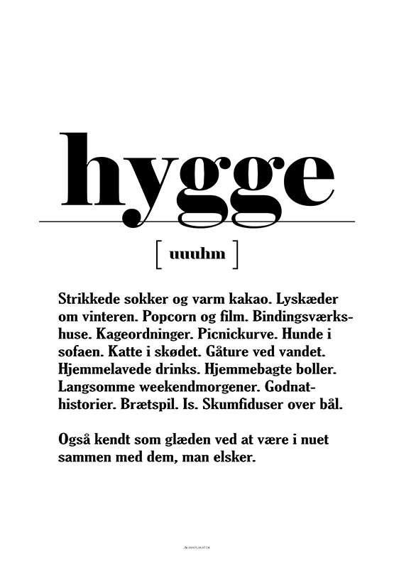 Hygge definition